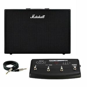 Paquete Amplificador De Guitarra Code 100, Pedal Y Cable