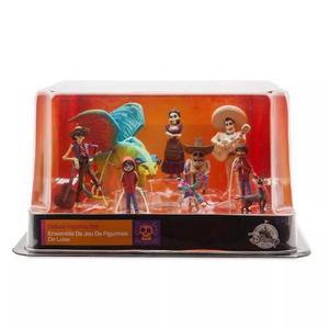 Play Set De Disney Store Coco Es 100% Nuevo Y Original