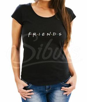Playera Para Mujer Serie Tv Friends