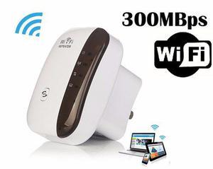 Repetidor Amplificador Señal Wifi Inalambrico 300mbps Veloz