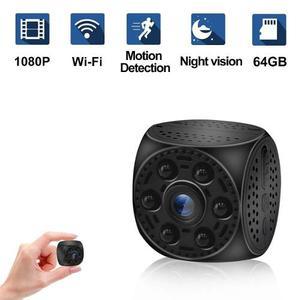 Ruidla Mini Camara Espia Oculta Vision Nocturna p Wifi