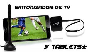 Sintonizador De Tv Hd Gratis Android Para Celular Y Tablet