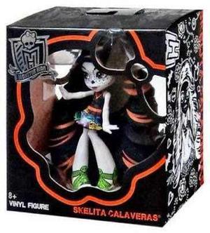 Skelita Calaveras Vinil Monster High Nueva Sellada Original