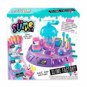 So Slime Diy Factory Fábrica Slime Más 3 Pack Babas