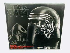 Star Wars Kylo Ren Casco Eletronico Black Series Hasbro