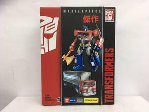 Transformers Cybertron Optimus Prime Masterpiece Hasbro