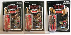 3 Figuras De Starwars Kenner The Phantom Menace