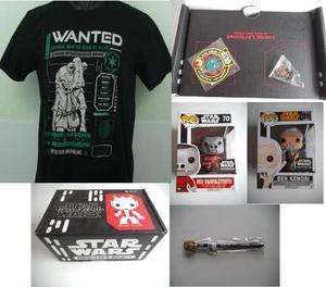 Box Set Smugglers Bounty Cantina Funko Pop Star Wars Chica 1