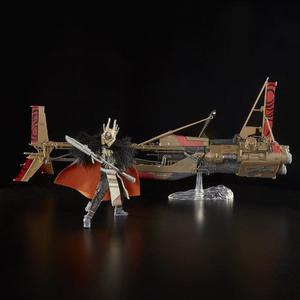 Figura Enfys Nest & Swoop Bike The Black Series Star Wars