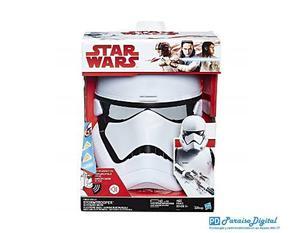 Hasbro Star Wars Stormtrooper Mascara Electronica