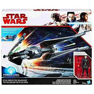 Kylo Ren Tie Silencer Star Wars