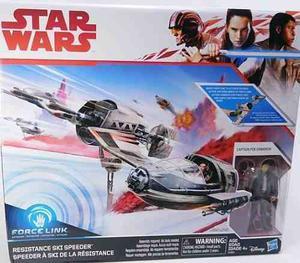 Resistance Ski Speeder Poe Star Wars Pregunta