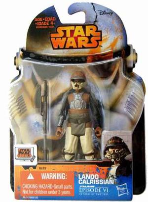Sl 23 Lando Calrissian Skif Guard Star Wars Rebels 3 3/4