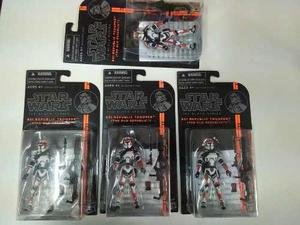 Star Wars Republic Trooper Remate Wow!!!! Envio Gratis!!!