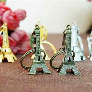 50 Llaveros Torre Eiffel Paris Recuerdo Boda