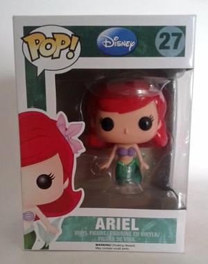 Ariel 27 Funko Pop Disney La Sirenita