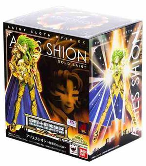 Aries Shion Holy War - Saint Seiya Myth Cloth Ex Dam