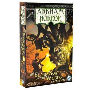 Arkham Horror Black Goat Of Woods Exp Juego Mesa