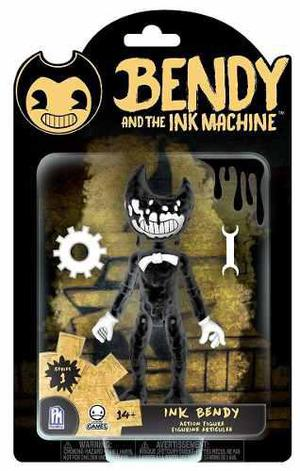 Bendy And The Ink Machine Figura De Accion Ink Bendy