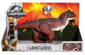 Dinosaurio Jurassic World Carnotaurus Carnotauro Nuevo