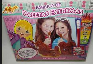 Fabrica De Paletas Extremas Mi Alegria!!