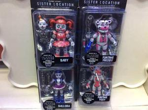 Figuras De Five Nights At Freddy's Envió Gratis Nuevas