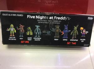 Figuras De Set Five Nights At Freddy's 100% Original