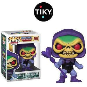 Funko Pop Battle Armor Skeletor De Masters Of The Universe