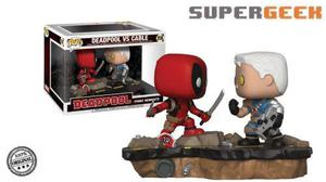 Funko Pop - Cable Deadpool Comic Moment Marvel (1)