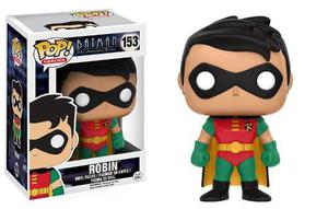 Funko Pop Dc Comics Batman Robin 153 Funko Super Heroes