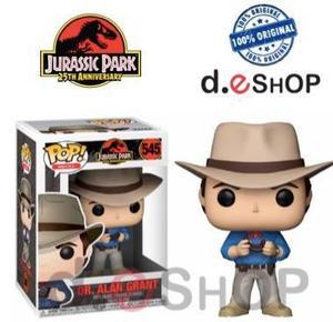 Funko Pop Jurassic Park Varios Personajes 100% Original