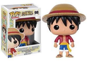 Funko Pop Monkey D. Luffy #98 One Piece Original Env Gratis
