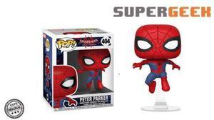 Funko Pop Spider Man Peter Parker Spiderverse (1