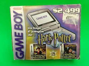 Game Boy Advance Sp Consola Con Caja Y Juegos Garantizada!!!
