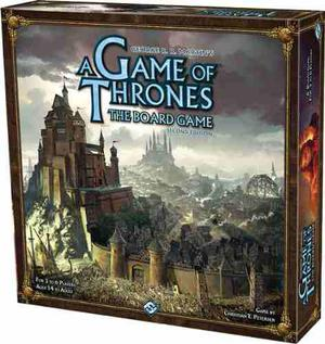 Game Of Thrones The Board Game Juego De Mesa Tronos *sk