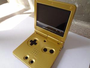 Gameboy Advance Sp Doble Luz Zelda Reacondicionado Impecable