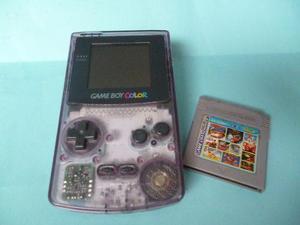 Gameboy Color Nintendo Con Juego 32 En 1