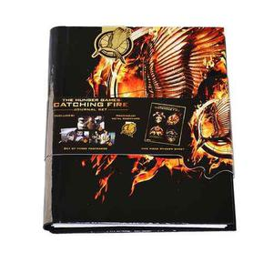 Journal Set - The Hunger Games Los Juegos Del Hambre Diario