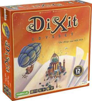 Juego De Mesa Asmodee Dixit Odyssey Extension Dix03ml1
