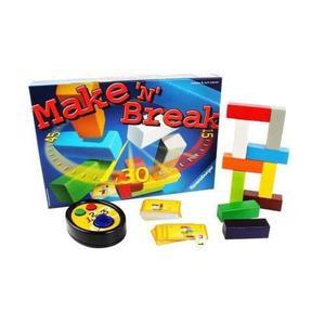 Juego De Mesa Ravensnburger Calmate Make And Break 26402
