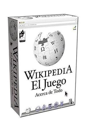 Juego Mesa Wikipedia Acerca De Todo Mental Preguntas Familia