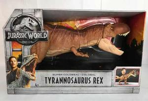 Jurassic World Fallen Kingdom Colossal Tyrannosaurus Rex