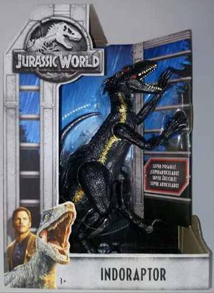 Jurassic World Indoraptor Articulado Mattel Envío Gratis
