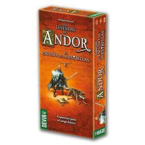 Las Leyendas De Andor (expansión), Juego De Mesa