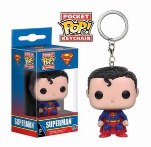 Llavero Funko Pop Superman Classic Justice League Oferta