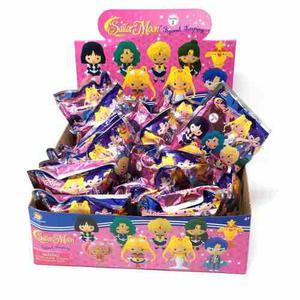 Llavero Sailor Moon Series 2 3d Bolsa Sorpresa