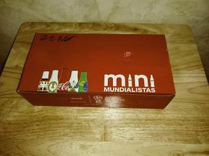 Lote 2 Cajas Mini Mundialistas Coca Cola Con 22 Piezas C/u