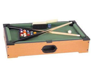 Mesa De Billar Portatil Chh Madera Pool Table Game Cf