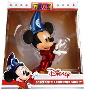 Mickey 6 Pulgadas Aprendiz Mago Jada Metalfigs Disney D6