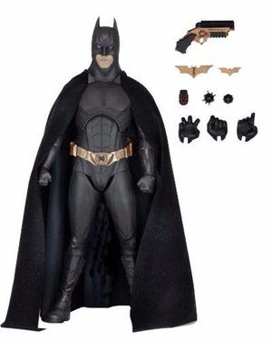 Neca Batman Begins (christian Bale) 1/4 Escala Batman 18